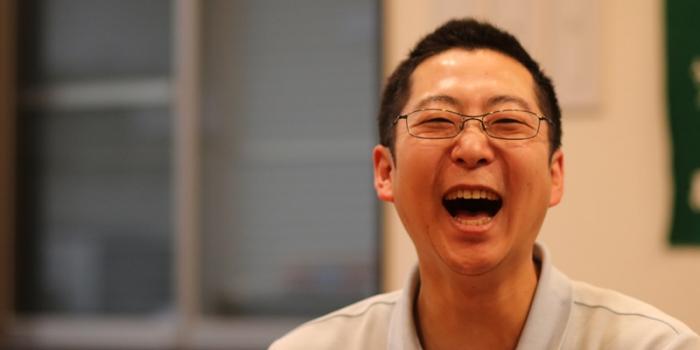 デイサービスすまいる 高砂店 施設長 山口晋平