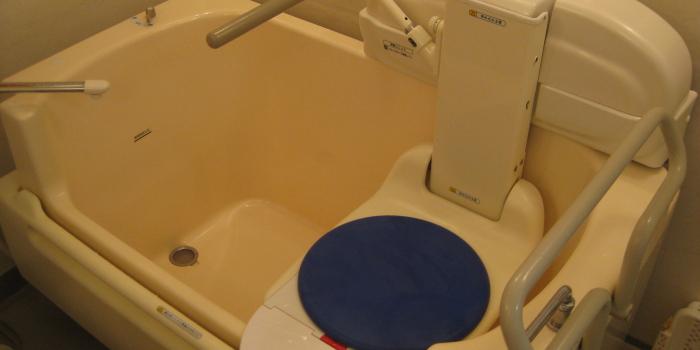 ご利用者様、ご家族様、ケアマネージャー様へ【すまいるの入浴の特徴④】